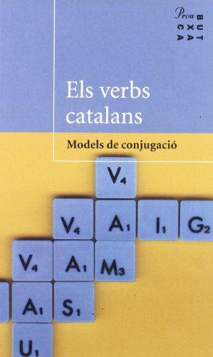 9788484379065: Els verbs catalans.: Models de conjugació (PROA BUTXACA)