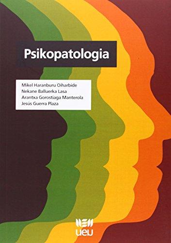 Psikopatologia (Paperback): Nekane Balluerka Lasa, [et Al.]
