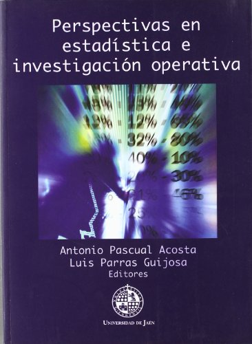 9788484390343: Perspectivas en estadística e investigación operativa (Colección Techné)