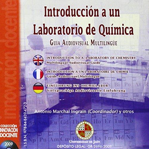 9788484394723: INTRODUCCION A UN LABORATORIO DE QUIMICA