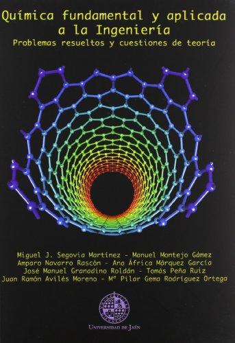9788484396451: Química fundamental y aplicada a la Ingeniería: Problemas resueltos y cuestiones de teoría (Techné)