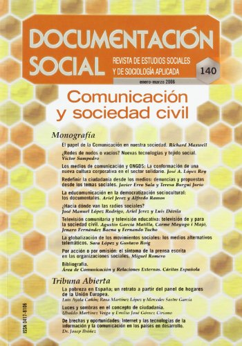 9788484403548: Comunicacion Y Sociedad Civil - Ds.140