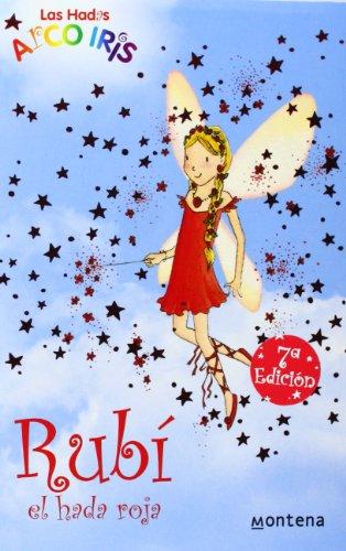 9788484412526: Rubi el hada roja / Ruby the Red Fairy (Rainbow Magic) (Spanish Edition)
