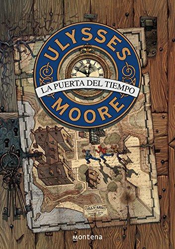 9788484412922: La puerta del tiempo (descubre quien es Ulysses Moore) (Serie Ulysses Moore)