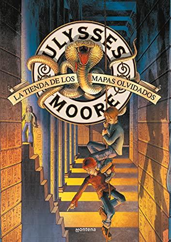 9788484413240: La Tienda de los Mapas Olvidados (Serie Ulysses Moore 2)