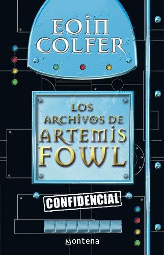 9788484413424: Los Archivos De Artemis Fowl / The Artemis Fowl Files (Spanish Edition)