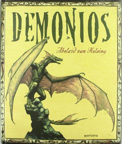 9788484413851: Demonios (Libro Ilustrado)