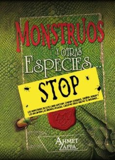 9788484414032: Monstruos y otras especies/ The Monstruos Memoirs of a Mighty McFearless (Spanish Edition)