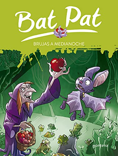9788484414247: Brujas a medianoche / Midnight Witches (Bat Pat) (Spanish Edition)