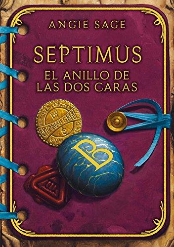 9788484414650: El anillo de las dos caras (Septimus 4) (Serie Infinita)