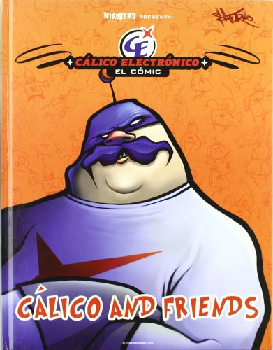 Calico and friends (Calico Electronico) - Niko; Escolano, Raul