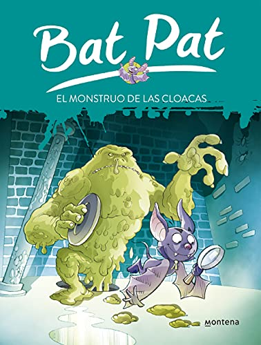 9788484414810: El monstruo de las cloacas/ The Sewer's Monster (Bat Pat) (Spanish Edition)