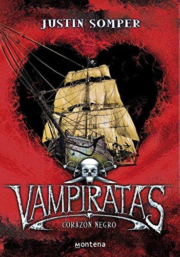 9788484415343: Corazón negro (Vampiratas 4) (Serie Infinita)