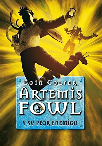 9788484415459: Artemis Fowl y su peor enemigo (Artemis Fowl 6) (Serie Infinita)