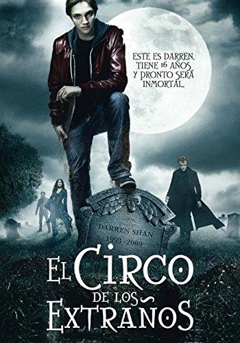 9788484415565: El circo de los extraños (La saga de Darren Shan 1) (Serie Infinita)