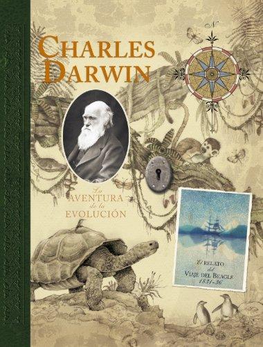 9788484415633: Charles darwin - la aventura de la evolucion (Libro Ilustrado)