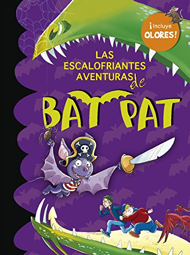 9788484415770: Las escalofriantes aventuras de Bat Pat