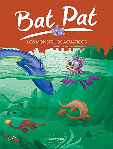 9788484416173: Los monstruos acuaticos / The Aquatic Monsters (Bat Pat) (Spanish Edition)