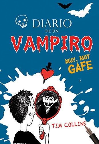 9788484416975: Diario de un vampiro muy, muy gafe / Diary of a Wimpy Vampire (Spanish Edition)