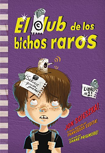 9788484417071: El club de los bichos raros / Spaceheadz (Spanish Edition)