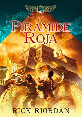 Pirámide Roja: Rick Riordan