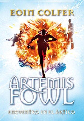 9788484418078: Encuentro en el Ártico (nueva edición) (Artemis Fowl 2) (SERIE INFINITA)