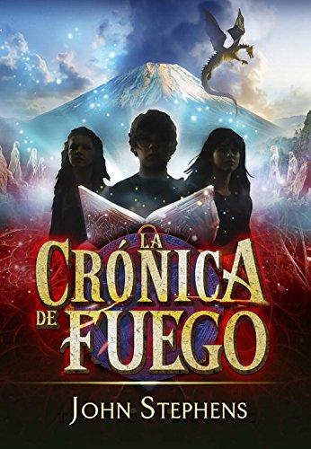 9788484418740: La Crónica de Fuego (Los Libros de los Orígenes 2)
