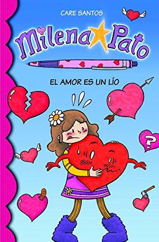9788484418795: El amor es un lio / Love is a mess (Milena Pato) (Spanish Edition)