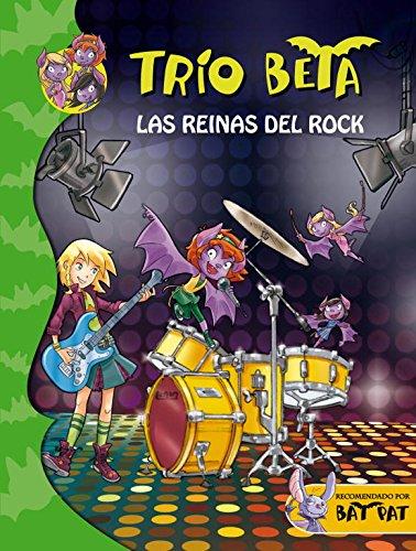 9788484419389: Las reinas del rock (Trío Beta 5) (Bat Pat)