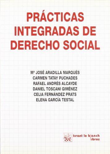9788484420453: Prácticas integradas de derecho social