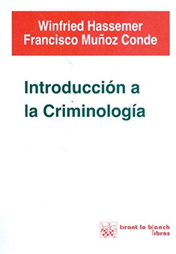 9788484423911: Introducción a la criminología