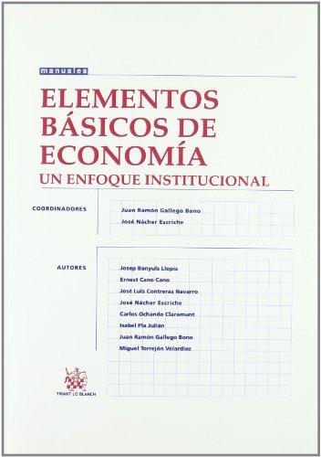 9788484424253: Elementos basicos de economia