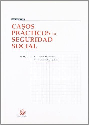 9788484428787: Casos Prácticos de Seguridad Social