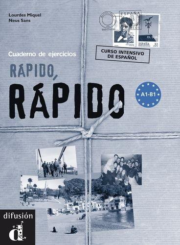 9788484430834: Rápido, rápido Cuaderno de ejercicios (Ele - Texto Español)