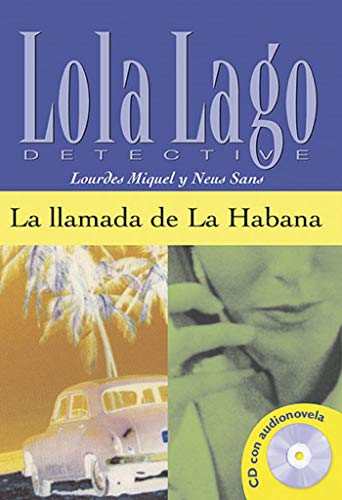9788484431329: La llamada de La Habana (1CD audio)