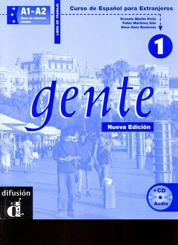 Gente 1 - Libro Trabajo (Nueva Edicion): Martin Peris, Ernesto