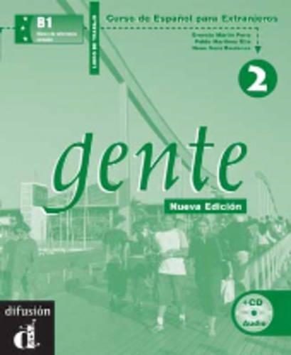 9788484431466: Gente 2, libro de trabajo + CD (Spanish Edition)
