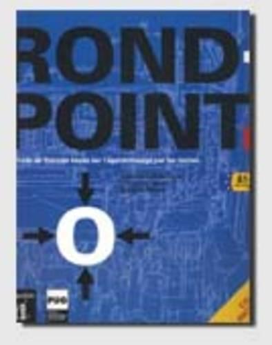 9788484431602: Rond Point 1, Livre de l'eleve + CD (Spanish Edition)