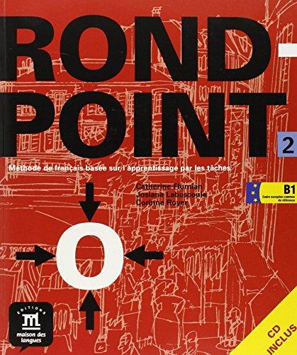 9788484431732: Rond-Point 2 - Libro del alumno + CD