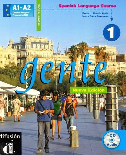 Gente: Student's book + CD-audio 1 (1): Peris, Martin
