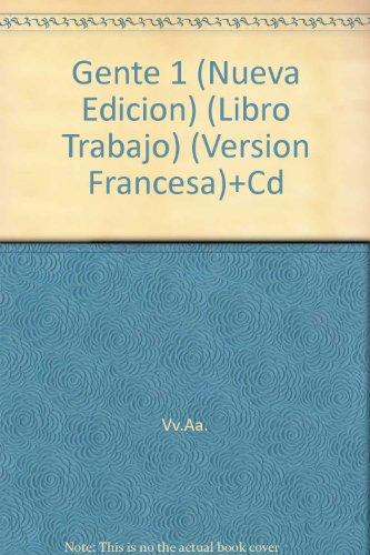 Gente 1 (Nueva Edicion) (Libro Trabajo) (Version: Vv.Aa.