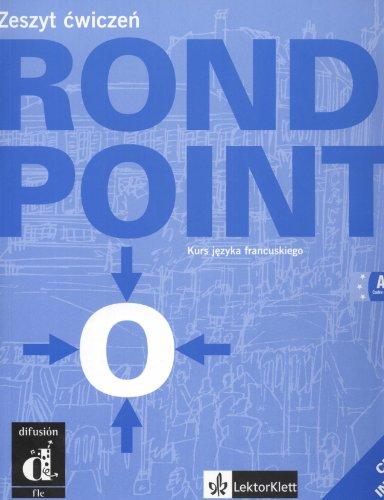 9788484432227: Rond Point 1 A1-A2 Zeszyt cwiczen + CD