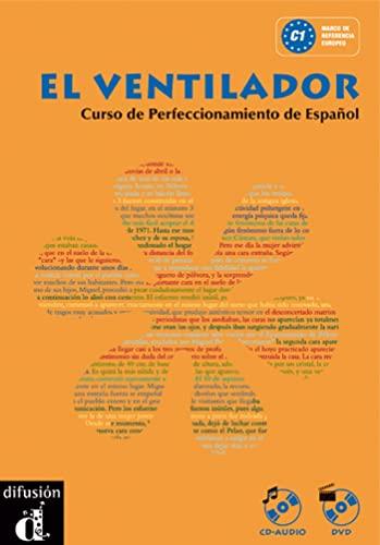 9788484432265: El ventilador Libro del alumno + CD + DVD (Ele - Texto Español)
