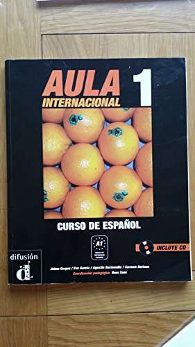 Aula Internacional 1, libro del alumno (Spanish: Jaime Corpas, Agustin