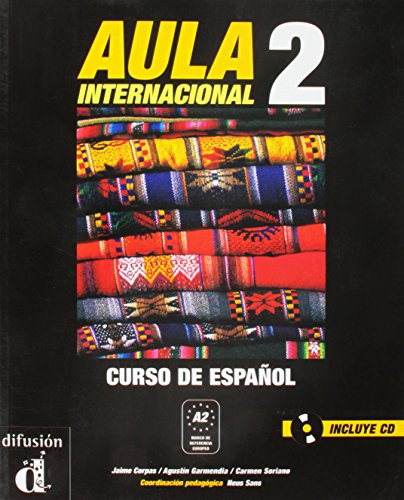 9788484432302: Aula Internacional 2. Libro del alumno + CD (Spanish Edition)