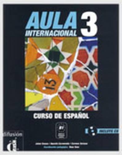 Aula Internacional 3, libro del alumno (Spanish: Jaime Corpas, Agustin
