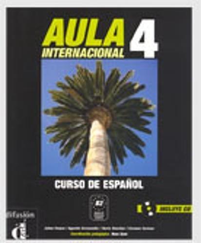 Aula Internacional 4, libro del alumno (Spanish: Jaime Corpas, Agustin