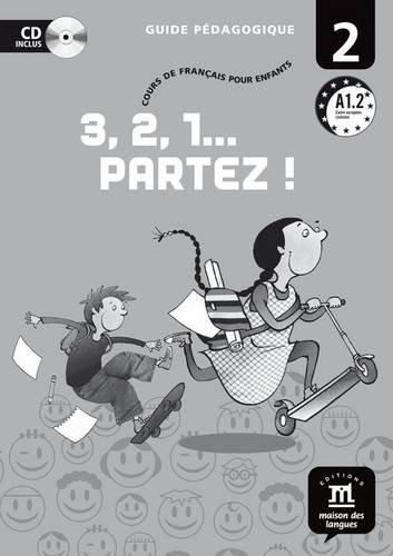 3, 2, 1. partez ! 2 -: Russo, Marina;Vázquez, Manuel