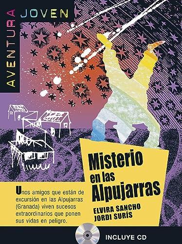 9788484432715: Aventura Joven: Misterio En LAS Alpujarras + CD (Spanish Edition)