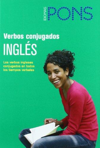 9788484432838: Verbos conjugados Inglés (Pons - Verbos Conjugados)